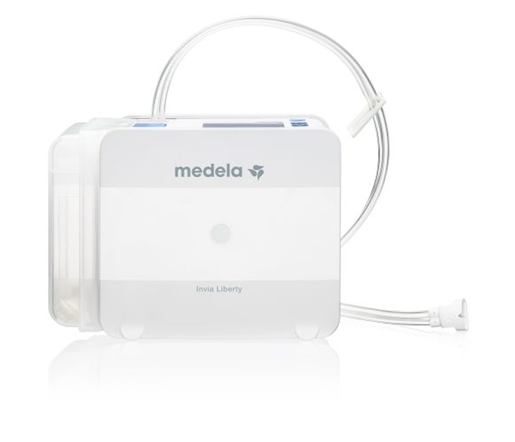 picture of a medela invia liberty wound vac system for wound vac rental